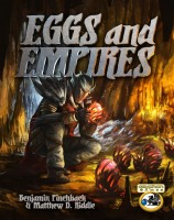 Eggs and Empires - Board Game Box Shot