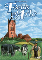 Fields of Arle - Board Game Box Shot