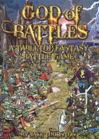 God of Battles - Board Game Box Shot
