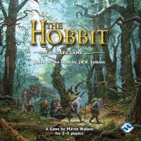 The Hobbit Card Game - Board Game Box Shot