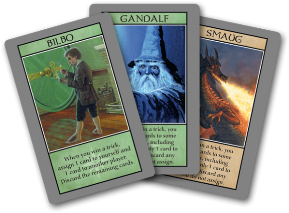 Hobbit Card Game Cards