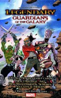 Legendary: Guardians of the Galaxy - Board Game Box Shot