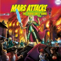 Mars Attacks: The Miniatures Game - Board Game Box Shot