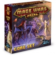 Mage Wars: Arena - Board Game Box Shot
