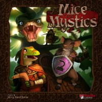Mice and Mystics: Downwood Tales - Board Game Box Shot