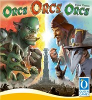 Orcs Orcs Orcs - Board Game Box Shot