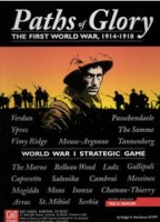 Paths of Glory: The First World War - Board Game Box Shot