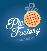 Pie Factory - Board Game Box Shot