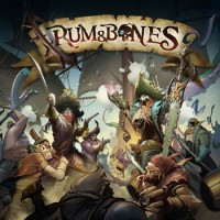 Rum and Bones - Board Game Box Shot
