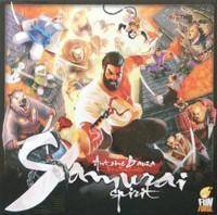 Samurai Spirit - Board Game Box Shot