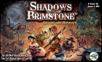 Shadows of Brimstone: City of the Ancients - Board Game Box Shot