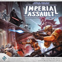 Star Wars: Imperial Assault - Board Game Box Shot