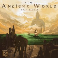 The Ancient World - Board Game Box Shot