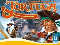 Tortuga - Board Game Box Shot