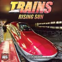 Trains: Rising Sun - Board Game Box Shot