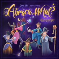 Abraca…what? - Board Game Box Shot