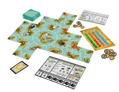 Akrotiri layout