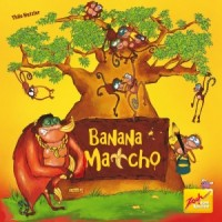 Banana Matcho - Board Game Box Shot