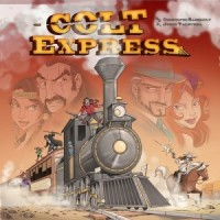 Colt Express - Board Game Box Shot