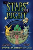 The Stars Are Right - Board Game Box Shot