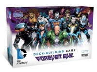 DC Comics Deck-Building Game: Forever Evil - Board Game Box Shot