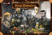 Dice Brewing - Board Game Box Shot