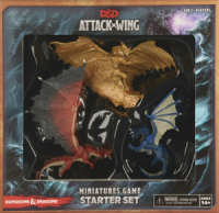 Dungeons & Dragons Attack Wing - Board Game Box Shot