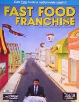 Fast Food Franchise - Board Game Box Shot