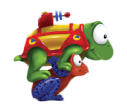 Robot Turtles frog