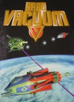 Hard Vacuum - Board Game Box Shot