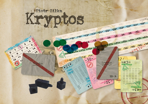 Kryptos components