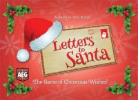 Letters to Santa - Board Game Box Shot