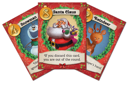 Letters to Santa cards