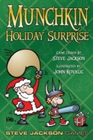 Munchkin: Holiday Surprise - Board Game Box Shot