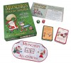 Munchkin: Holiday Surprise components