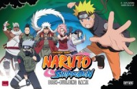 Naruto Shippuden Deck-Building Game - Board Game Box Shot