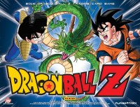 Dragon Ball Z Trading Card Game - Board Game Box Shot