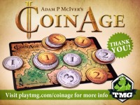 Coin Age - Board Game Box Shot