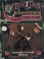 Deadlands: Doomtown Trading Card Game - Board Game Box Shot