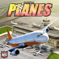 Planes - Board Game Box Shot