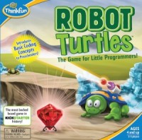 Robot Turtles (Second Edition) - Board Game Box Shot