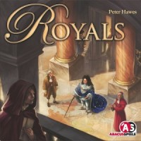 Royals - Board Game Box Shot