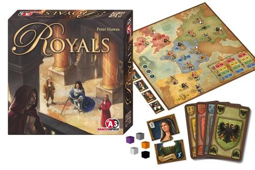 Royals components