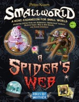 Small World: A Spider's Web - Board Game Box Shot