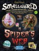 Go to the Small World: A Spider's Web page