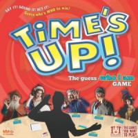 Time's Up! Deluxe (Second Edition) - Board Game Box Shot
