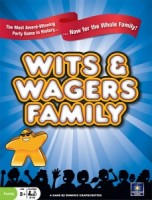 Wits & Wagers Family Edition - Board Game Box Shot