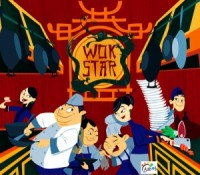 Wok Star (Second Edition) - Board Game Box Shot
