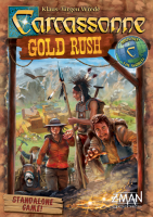 Carcassonne: Gold Rush - Board Game Box Shot