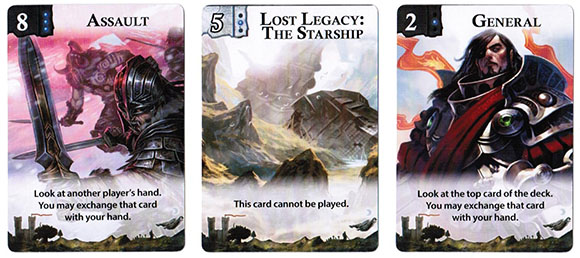 Lost Legacy Cards